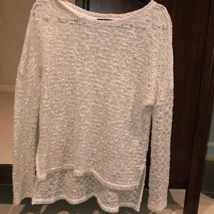 Sanctuary Tan Knit Sweater - Small